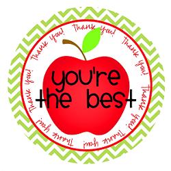 Teacher appreciation shout out link