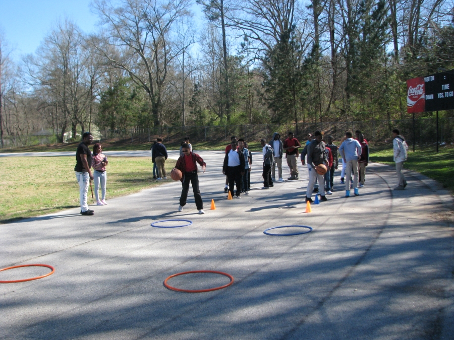 Read Across America Day: Double Dribble Activity