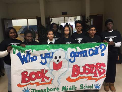 Reading Bowl  1st place Champs-The Book Busters